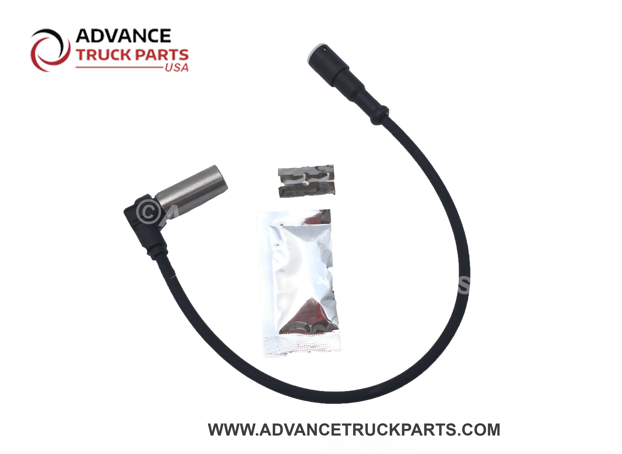 Right Angle ABS Sensor 15