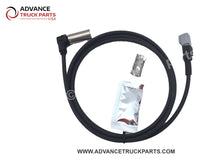 "Load image into Gallery viewer, Advance Truck Parts | Right Angle ABS Sensor Kit | 78"" Cable Length 