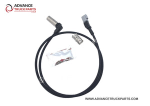 "Advance Truck Parts | Right Angle ABS Sensor Kit | 43"" Cable Length 
