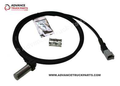 Advance Truck Parts | Right Angle ABS Sensor Kit | 63' Cable Length | Bendix 801549