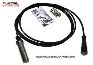 "Advance Truck Parts | Straight ABS Sensor Kit | 81"" Cable Length 
