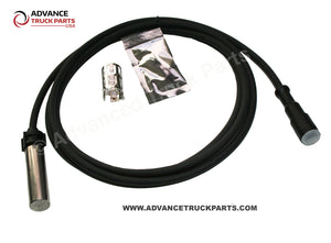 "Advance Truck Parts | Straight ABS Sensor Kit | 79"" Cable Length 