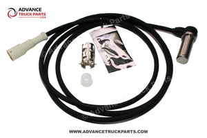 "Advance Truck Parts | Right Angle ABS Sensor Kit | 66"" Cable Length 