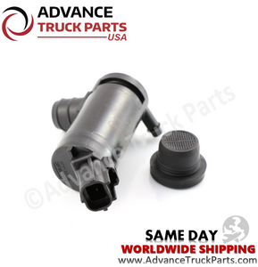 Advance Truck Parts A22-53729-000 Winshield Washer Pump