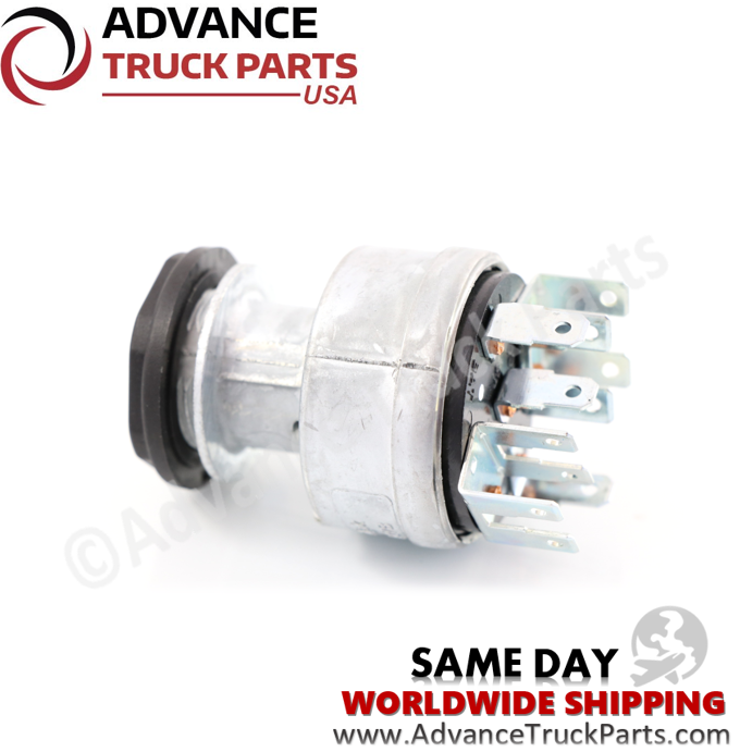 Advance Truck Parts IG1141F Heavy Duty Ignition Switch
