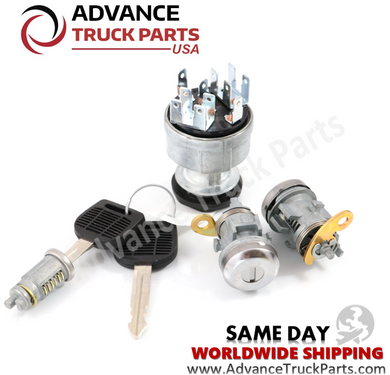 Freightliner Cascadia Ignition Switch  Set