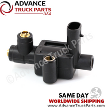 Load image into Gallery viewer, Advance Truck Parts Volvo 12V Fan Clutch Solenoid Valve N.C. Normally Close