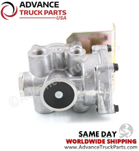 Load image into Gallery viewer, 5040-311-01 Freightliner Paccar Lift Axle Control Valve with Solenoid W072129