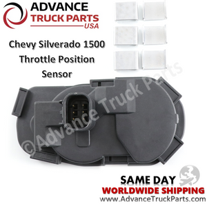 2008 chevy silverado 1500 throttle position sensor