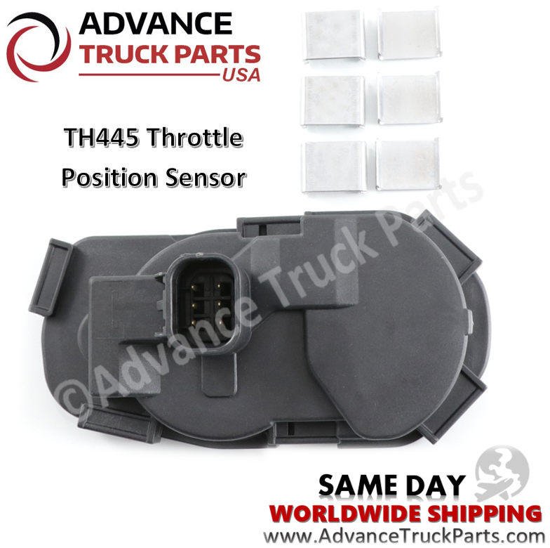 TH445 Throttle