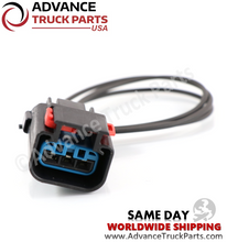 Load image into Gallery viewer, Advance Truck Parts W094100 3 Wire Pigtail Harness Connector