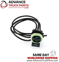Load image into Gallery viewer, Advance Truck Parts W094102 Pigtail Coolant Level Sensor