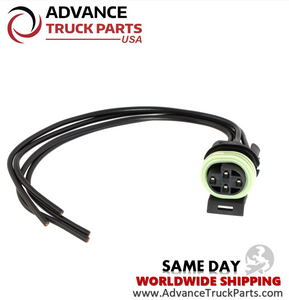 Advance Truck Parts W094102 Pigtail Coolant Level Sensor