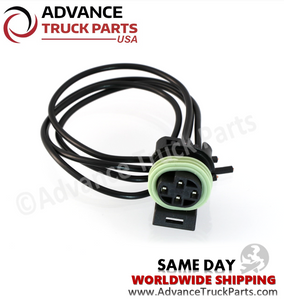 Advance Truck Parts 3824257 Pigtail Connector for Coolant Level Sensor