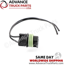 Load image into Gallery viewer, Advance Truck Parts W094103 Pigtail Connector 2 Pin for Pressure Switch