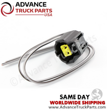 Load image into Gallery viewer, Advance Truck Parts W094110 Pigtail Connector 2 Pin