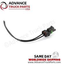 Load image into Gallery viewer, Advance Truck Parts W094116 Pigtail Connector 2 Pin