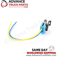 Load image into Gallery viewer, Advance Truck Parts W094119 Pigtail Connector 2 Pin
