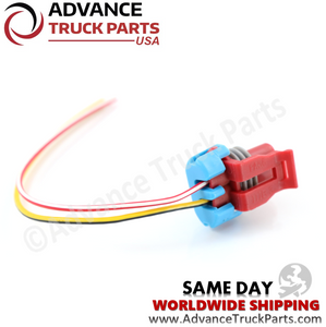 22-51296-000 Pigtail Harness Connector for A/C Pressure Switch
