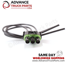 Load image into Gallery viewer, ATP W094128 Pigtail Harness Connector 3 Pin Female