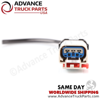 ATP W094135 Pigtail Harness Connector 3 Pin