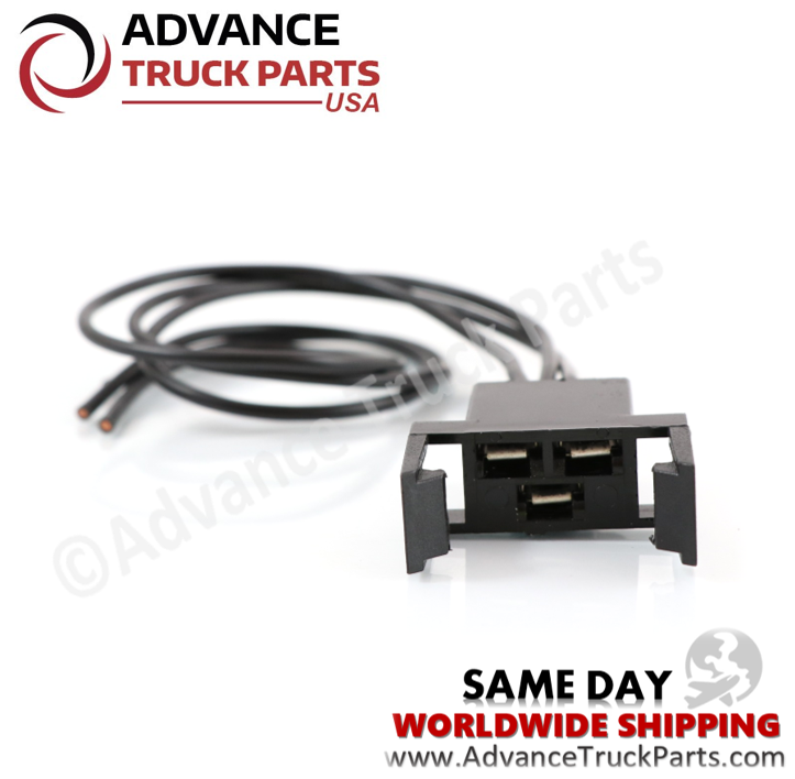 Advance Truck Parts Dimmer Switch Socket DS7