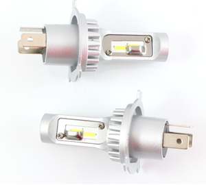 Brightest H4 HL LED Headlight bulb White - WSI Electronics