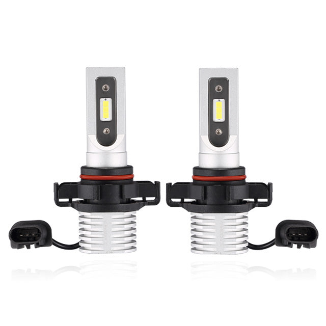Brightest H13 LED Headlight bulb White - WSI Electronics