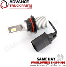 Load image into Gallery viewer, Brightest 9004 LED Headlight bulb White - WSI Electronics