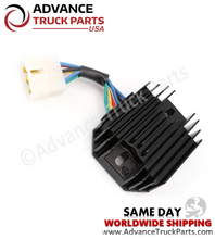 Load image into Gallery viewer, Advance Truck Parts  RP201-53710 Kubota Voltage Regulator