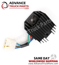 Load image into Gallery viewer, Advance Truck Parts John Deere 4110 4010 4110 4115 Voltage Regulator