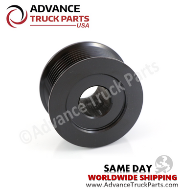 ATP  WAP1755 Pulley 60mm OD S8 Delco 22SI Alternator