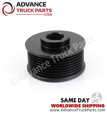 ATP WAP7750  Pulley 76mm  S8 Delco Ford Kenworth
