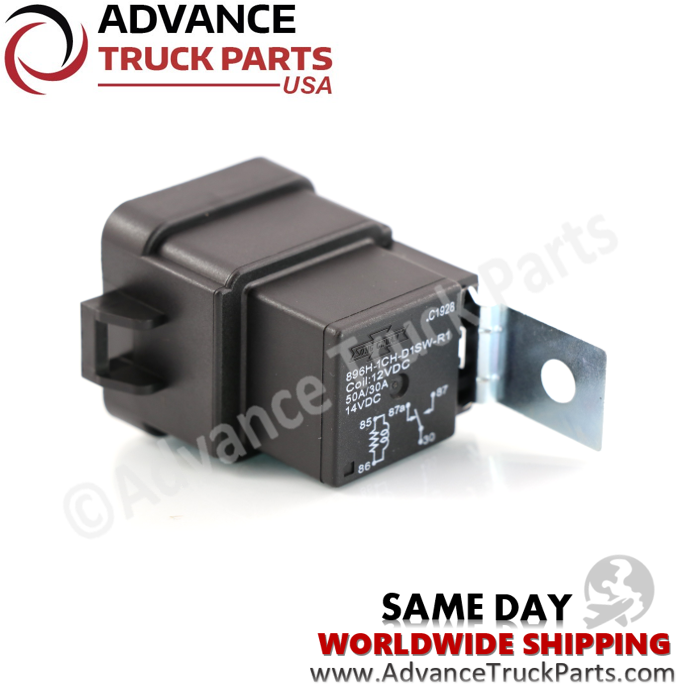 Song Chuan 896H-1CH-D1SW-R1-12VDC | ISO 280 Micro Relay
