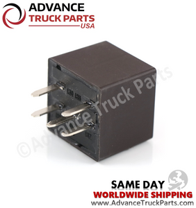 ATP 50 Amp 5 Terminal A/C Relay Freightliner SPDT