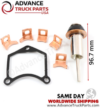Load image into Gallery viewer, Advance Truck Parts Denso Repair  Kit 0.8-2KW Plunger 96.7mm Gasket Square/ Curve
