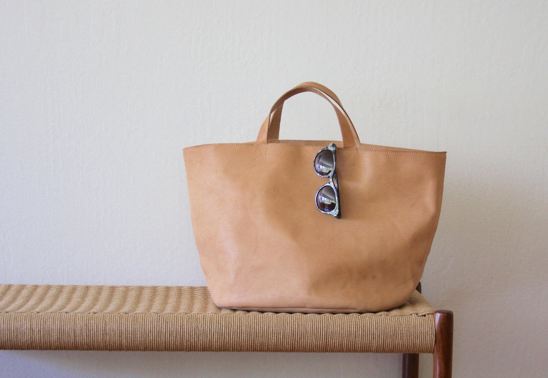 Introducing the Perfect Leather Tote