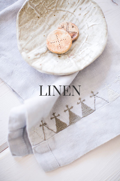 Nuraxi Linen Collection