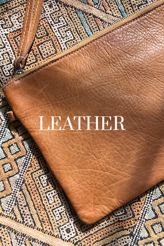 Nuraxi Materials Leather