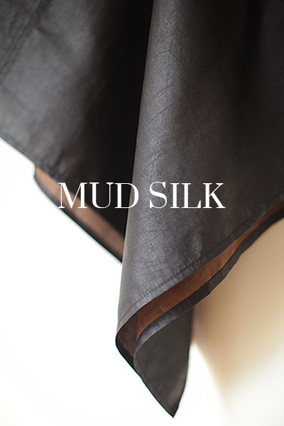 Nuraxi Mud Silk Collection