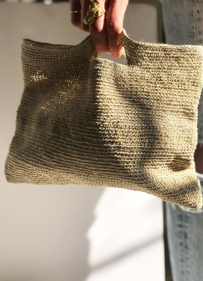 Handwoven Chaguar Purse - WAITING LIST