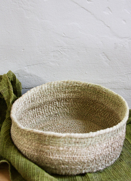 Chaguar Basket (4 1/2 inches deep) - Natural