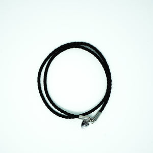 LAMBORGHINI Leather Bracelet Unisex