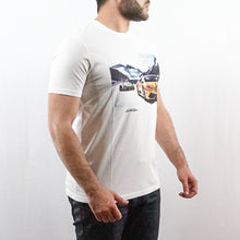 Load image into Gallery viewer, LAMBORGHINI T-SHIRT HURA OPTICWHIT