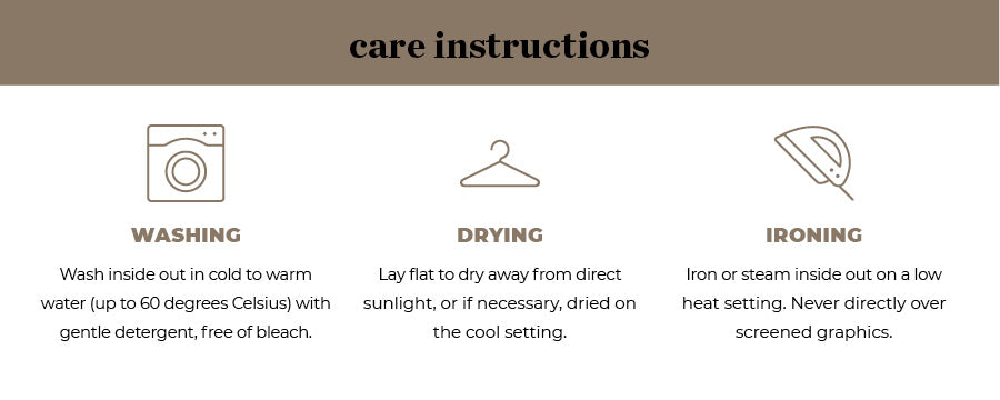 wkid care instructions