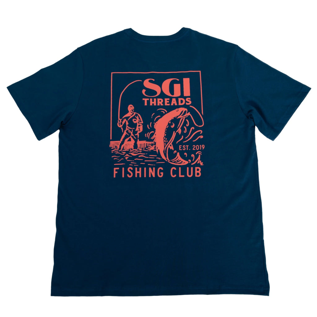 FISHING CLUB TEE