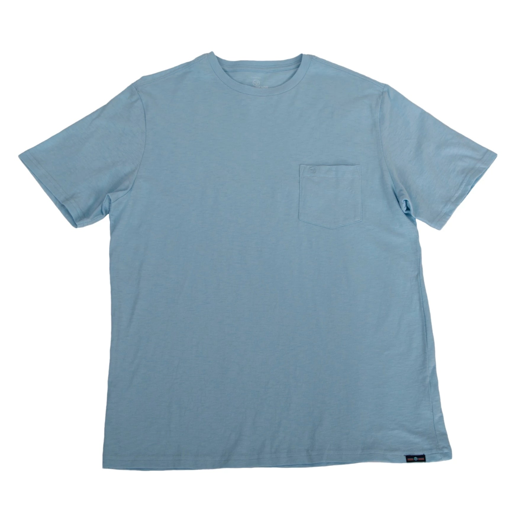 BE-COOL TEE LIGHT BLUE