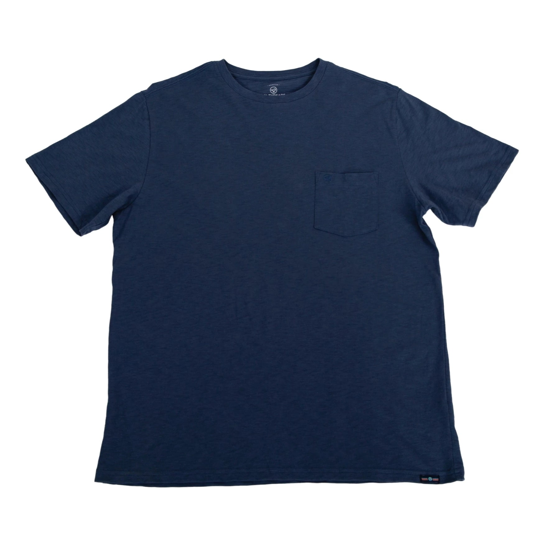 BE-COOL TEE VINTAGE INDIGO