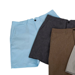 EVERYWHERE SAND TECH SHORTS LIGHT BLUE