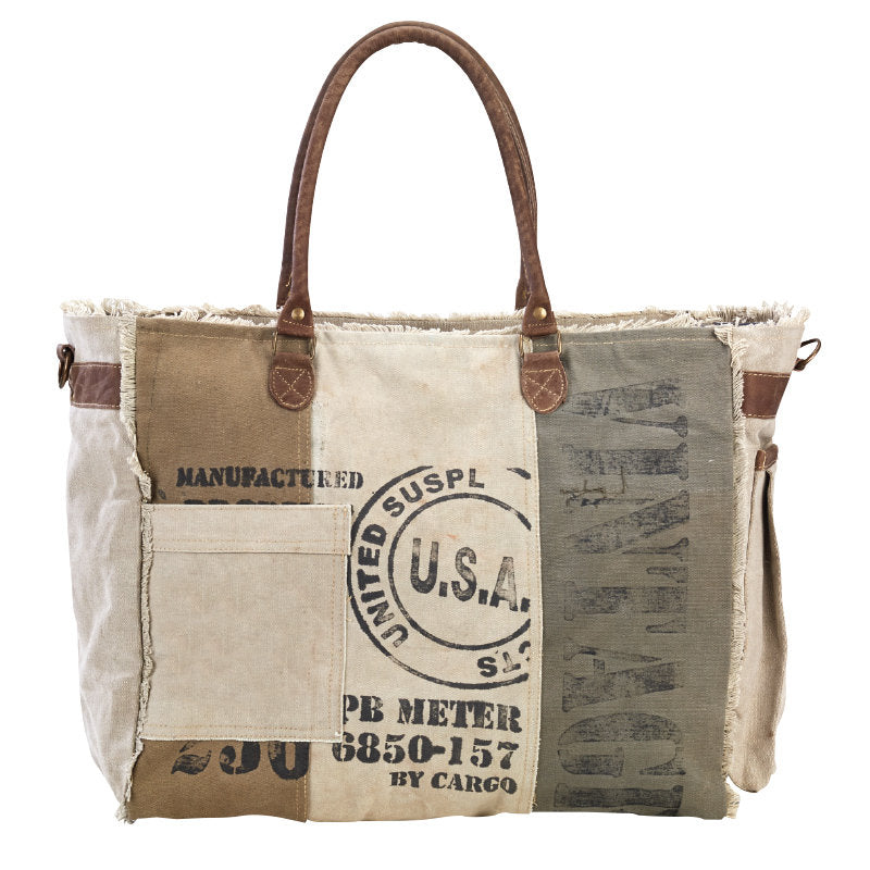 RAE'S USA CARGO BAG